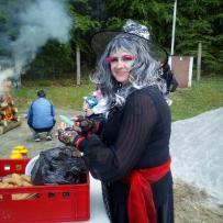 Pálení čarodejnic v Hospůdce Na Kasárnách Moravský kras