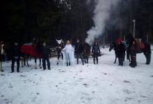 Koňáci a kovbojové jako čerti a andělé
