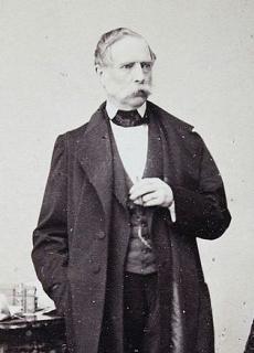 Hugo Karel František (* 9. 11. 1832 - †12. 5. 1890)