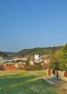 Městys Sloup