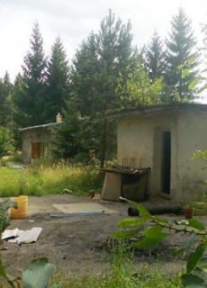 Bývalé muniční sklady ČSLA ve Veselici