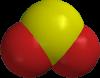 Alergeny - Oxid Siřičitý